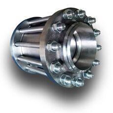 Клапан запорный обратный осесимметричный Dy 200